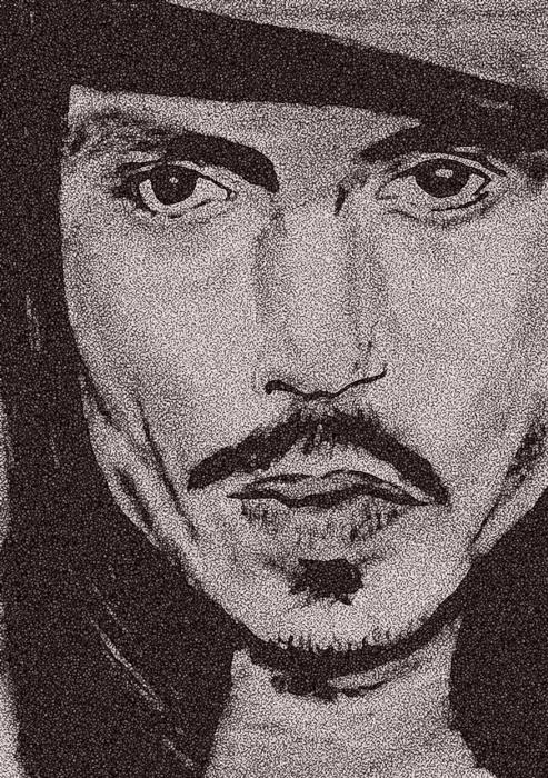 Johnny Depp by ichigo85